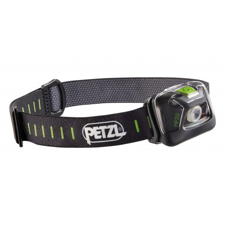 Lampe frontale PETZL HF20 IPX4 300 lm