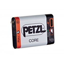 Batterie rechargeable PETZL CORE compatible HYBRID Petzl