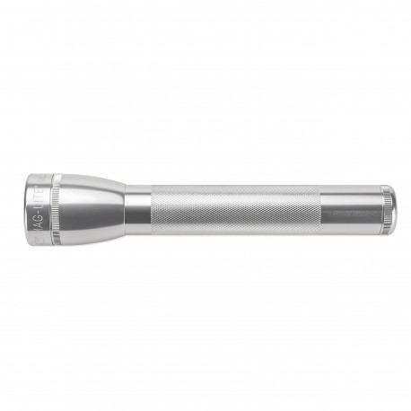 Lampe torche Maglite LED 3-Cell D - Argent