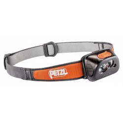 Lampe frontale PETZL TIKKA XP orange - 180lm